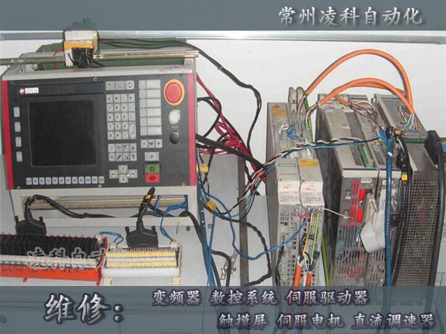 激光切割设备 ByAutonom驱动器维修