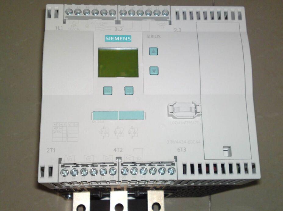西门子软启动器相关性能简要介绍
