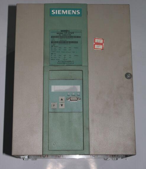 西门子直流调速器维修故障分析和维修流程