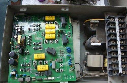 卡西亚变频器故障--电机短路故障维修技术详解