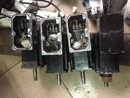 三洋伺服电机电机过热 现场抢修经验浅谈