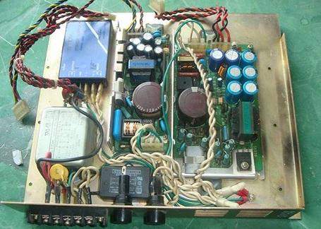 富士变频器加速故障维修