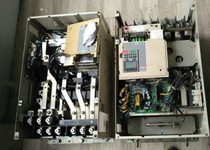 安川变频器模块故障维修经验分享
