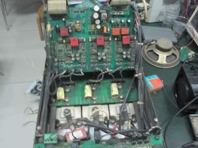 利时伺服电机电机触头罕见故障维修