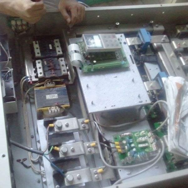 艾默生变频器芯片故障