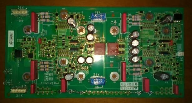 施耐德变频器电路板接口板故障