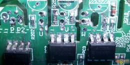 台安变频器漏电故障维修实例借鉴