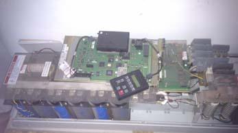 台安变频器漏电故障维修