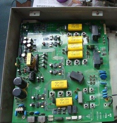 西门子变频器过电压故障