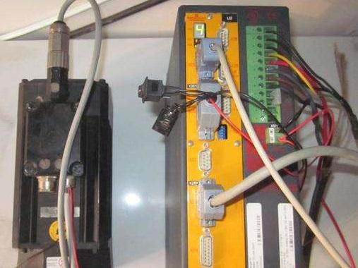 包米勒伺服电机轴承噪音故障专业维修
