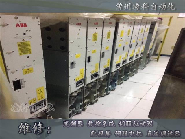 ABB变频器维修注意事项