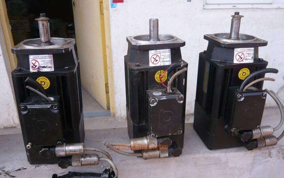 现代科技工业产品鲍米勒伺服电机维修简介