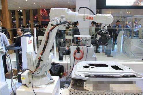如何进行机器人故障维修?盘点机器人维修公司