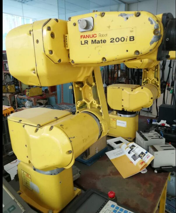 FANUC发那科机器人维修方法及其保养方法