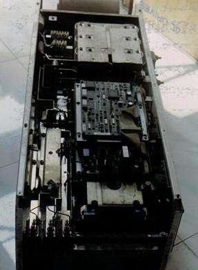 欧姆龙变频器报警OC故障过电流维修经验分享