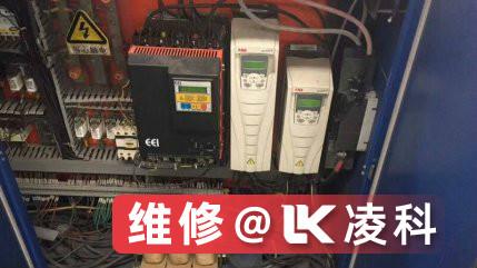 EEI直流调速器电路板组件老化维修