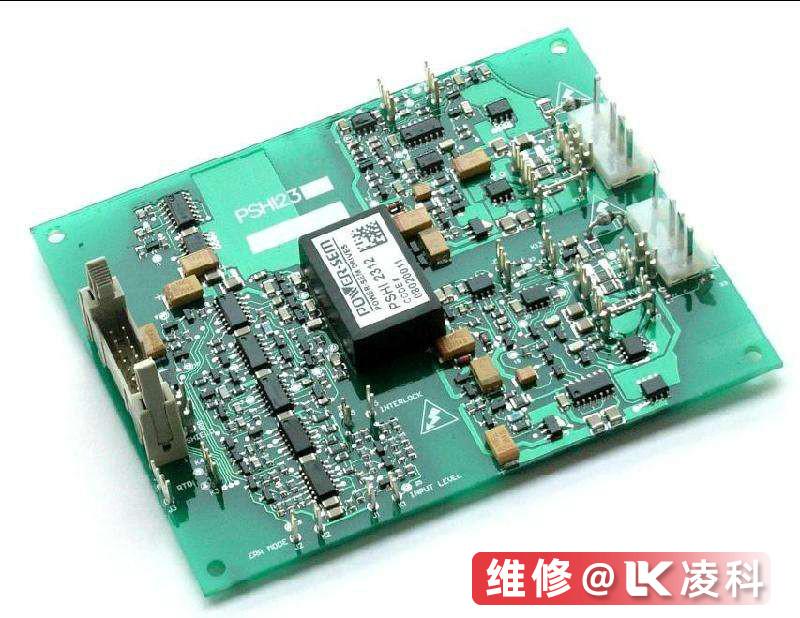 雷诺尔软启动器电源板故障维修