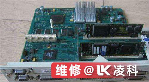广数数控系统主板故障维修步骤