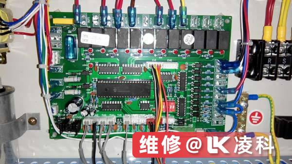 印刷电路板故障的6个原因分析维修