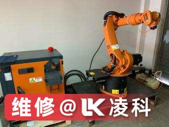 库卡机器人故障分析及维修过程