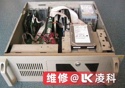 海泰克工业计算机电源故障维修