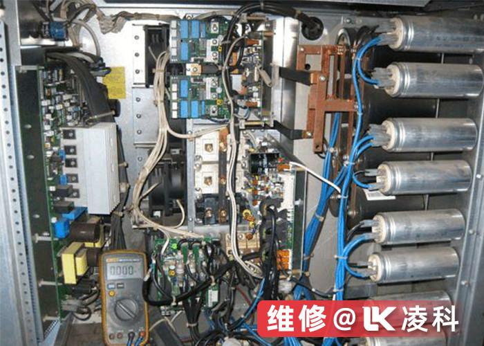 伊顿UPS电源电容器故障维修分析