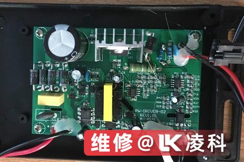PCB电路板故障维修解析